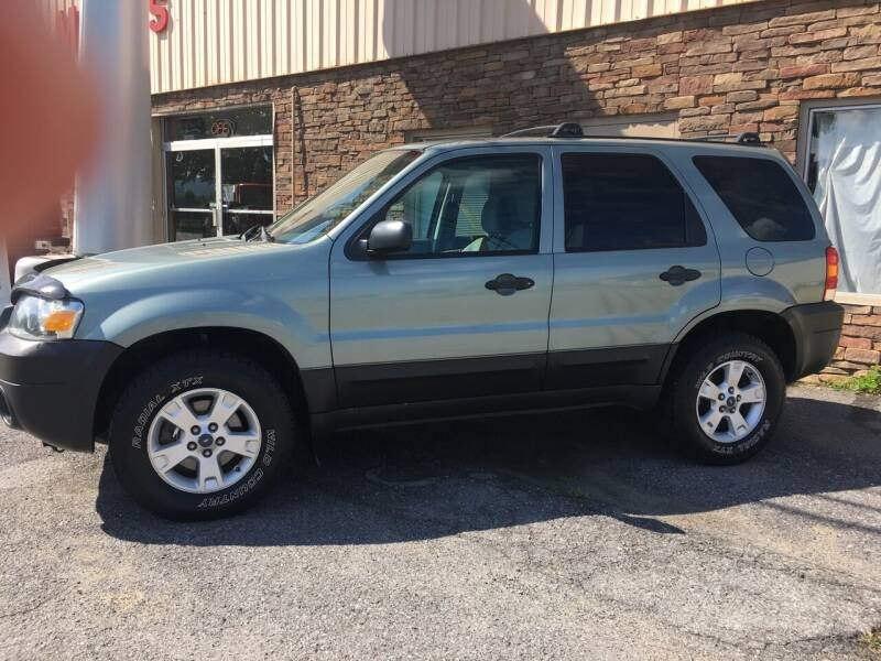 2006 Ford Escape for sale at K B Motors in Clearfield PA
