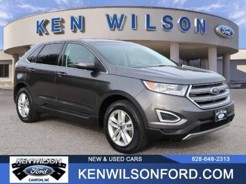 2015 Ford Edge for sale at Ken Wilson Ford in Canton NC