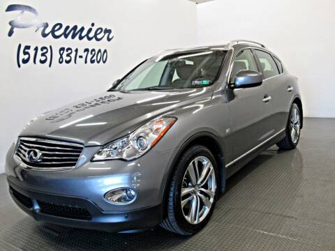 2014 Infiniti QX50 for sale at Premier Automotive Group in Milford OH