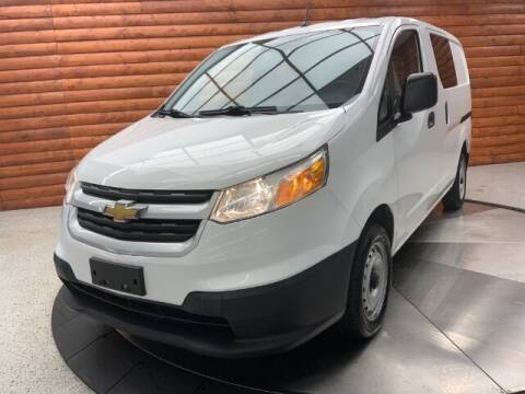 2016 Chevrolet City Express Cargo for sale at Dixie Motors in Fairfield OH