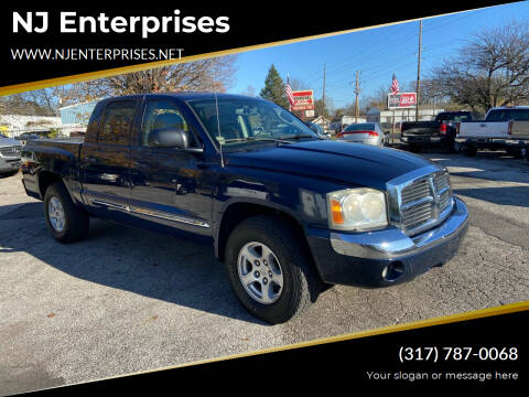 2006 Dodge Dakota for sale at NJ Enterprises in Indianapolis IN