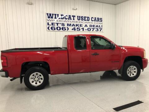 2009 Chevrolet Silverado 1500 for sale at Wildcat Used Cars in Somerset KY