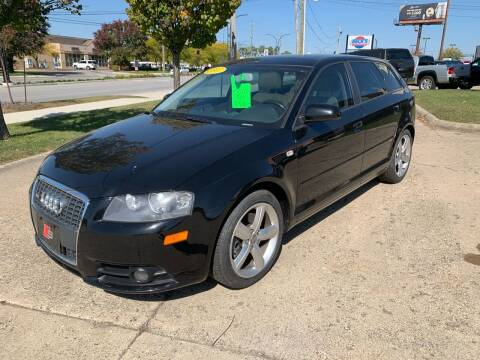 2007 Audi A3 for sale at Cars To Go in Lafayette IN
