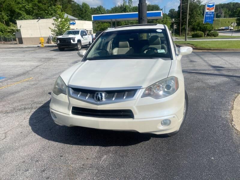 2008 Acura RDX for sale at BRAVA AUTO BROKERS LLC in Clarkston GA