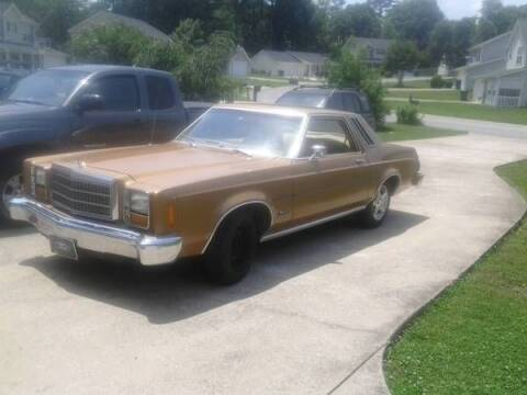 1979 Ford Granada for sale at Classic Car Deals in Cadillac MI