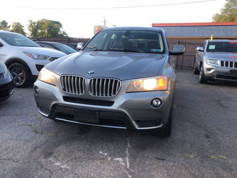 2011 BMW X3 for sale at SuperBuy Auto Sales Inc in Avenel NJ