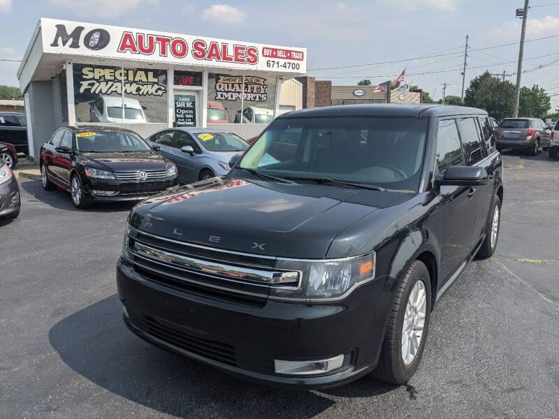 2013 Ford Flex for sale at Mo Auto Sales in Fairfield OH
