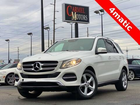 2016 Mercedes-Benz GLE for sale at Carmel Motors in Indianapolis IN