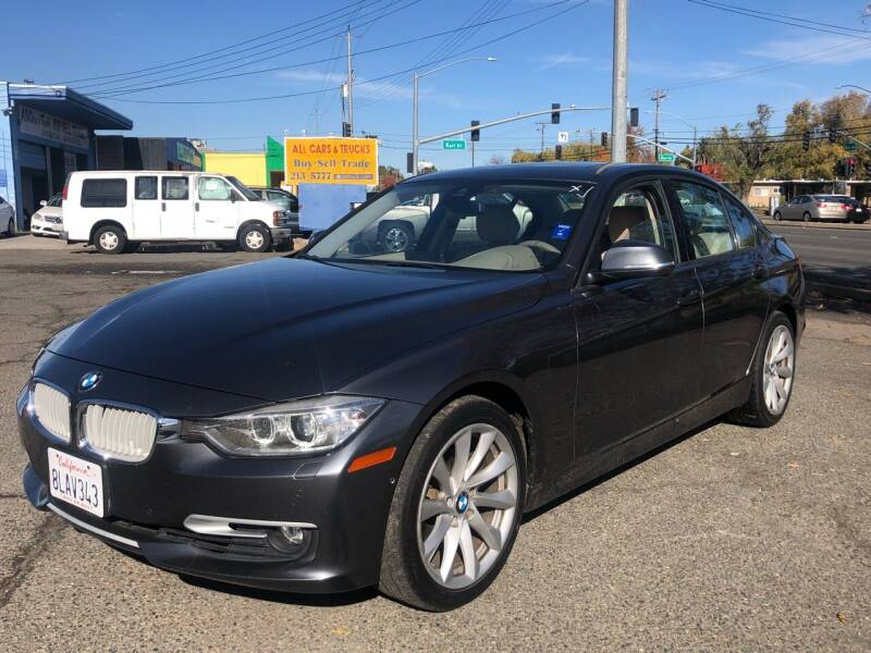 2012 BMW 3 Series for sale at All Cars & Trucks in North Highlands CA