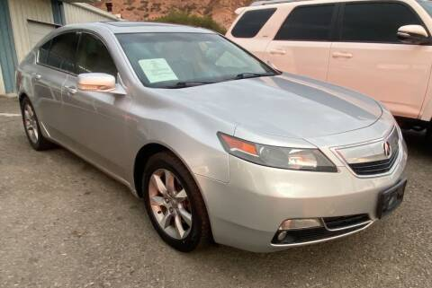2012 Acura TL for sale at Select Auto Imports in Provo UT