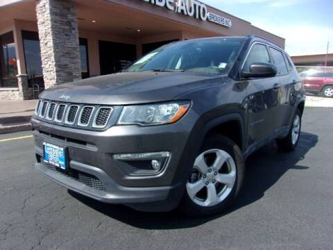 2018 Jeep Compass for sale at Lakeside Auto Brokers Inc. in Colorado Springs CO