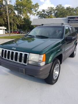 1996 Jeep Grand Cherokee for sale at NINO AUTO SALES INC in Jacksonville FL