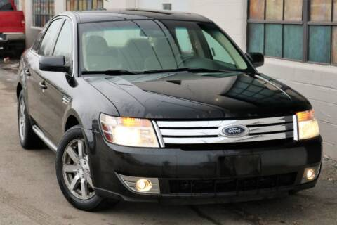 2008 Ford Taurus for sale at JT AUTO in Parma OH
