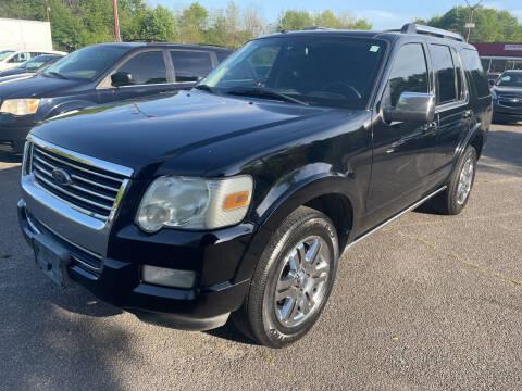 2010 Ford Explorer for sale at Certified Motors LLC in Mableton GA