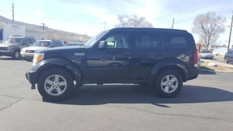 2007 Dodge Nitro for sale at BRAMBILA MOTORS in Pocatello ID
