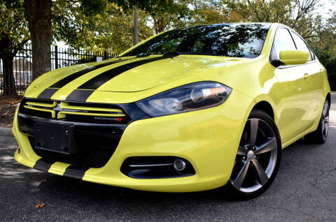 2013 Dodge Dart for sale at Wheel Deal Auto Sales LLC in Norfolk VA