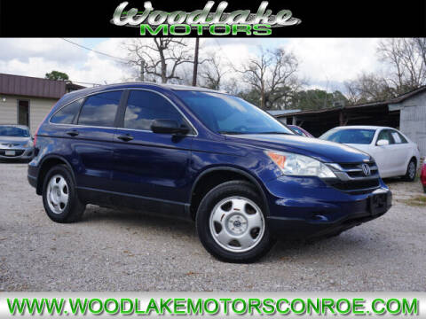 2011 Honda CR-V for sale at WOODLAKE MOTORS in Conroe TX