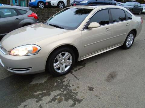 2012 Chevrolet Impala for sale at Carsmart in Seattle WA