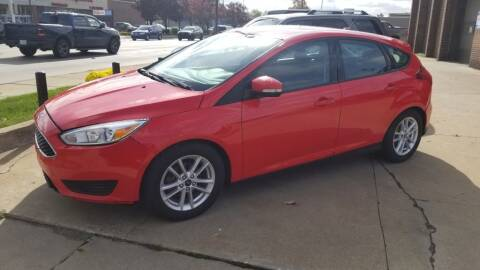 2016 Ford Focus for sale at Madison Motor Sales in Madison Heights MI
