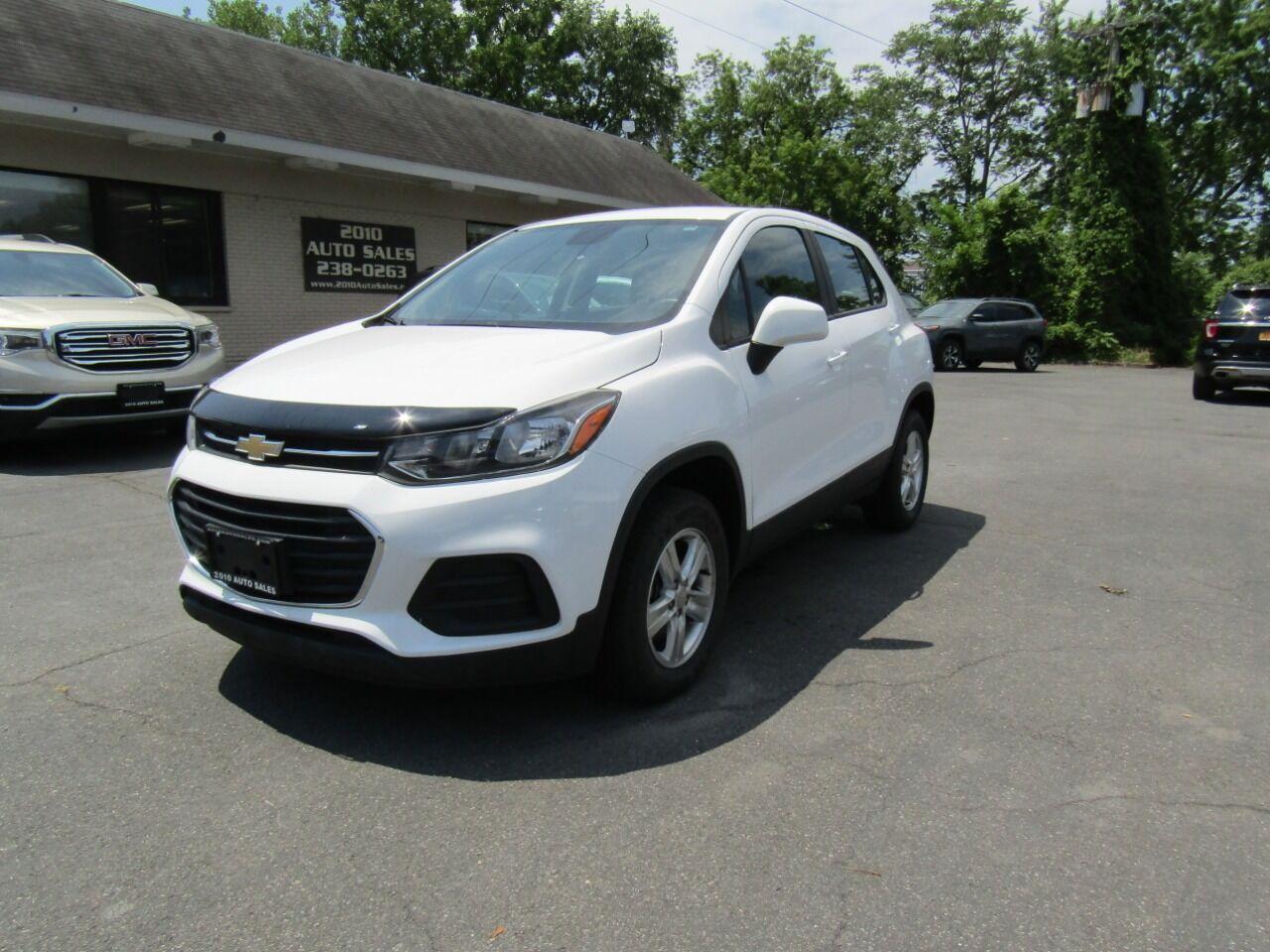 2017 Chevrolet Trax Ls Awd 4dr Crossover