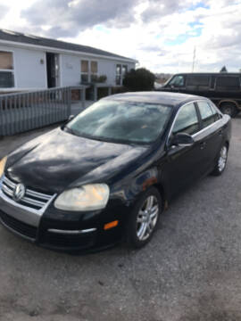 2007 Volkswagen Jetta for sale at Strait-A-Way Auto Sales LLC in Gaylord MI