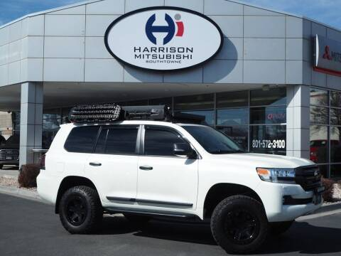 2019 Toyota Land Cruiser for sale at Harrison Imports in Sandy UT