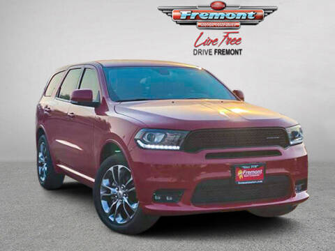 2019 Dodge Durango for sale at Rocky Mountain Commercial Trucks in Casper WY
