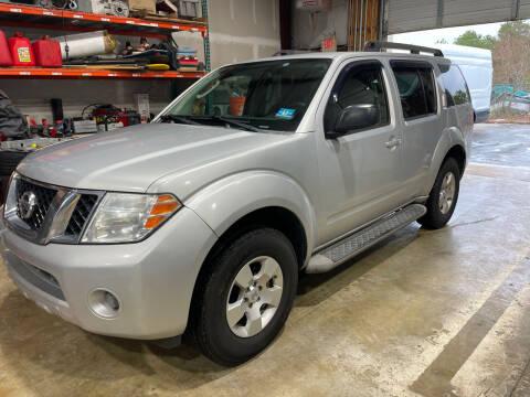 2011 Nissan Pathfinder for sale at CANDOR INC in Toms River NJ