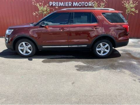 2016 Ford Explorer for sale at Premier Motors in Milton Freewater OR
