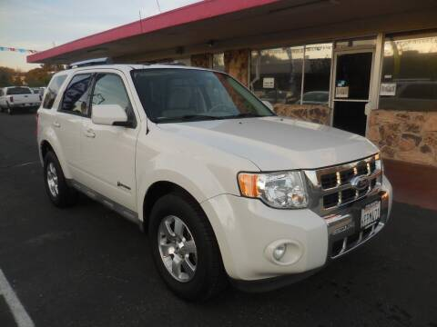 2009 Ford Escape Hybrid for sale at Auto 4 Less in Fremont CA