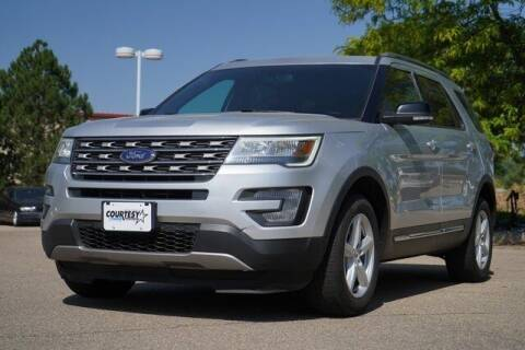 2017 Ford Explorer for sale at COURTESY MAZDA in Longmont CO