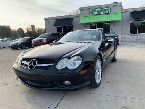 2005 Mercedes-Benz SL-Class for sale at Cross Motor Group in Rock Hill SC