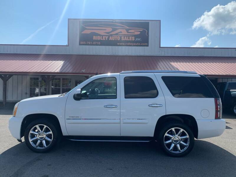 2008 GMC Yukon for sale at Ridley Auto Sales, Inc. in White Pine TN