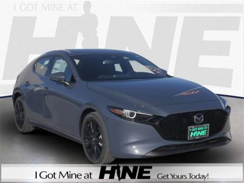2021 Mazda Mazda3 Hatchback for sale at John Hine Temecula - Mazda in Temecula CA