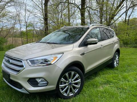 2018 Ford Escape for sale at Kenny Vice Ford Sales Inc - USED Vehicle Inventory in Ladoga IN