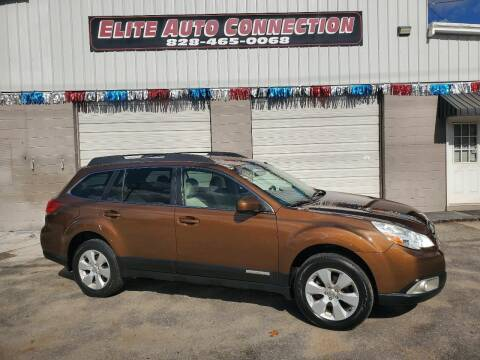 2012 Subaru Outback for sale at Elite Auto Connection in Conover NC
