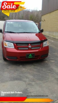 2010 Dodge Grand Caravan for sale at Shamrock Auto Brokers, LLC in Belmont NH