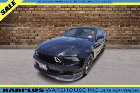 2014 Ford Mustang for sale at Karplus Warehouse in Pacoima CA