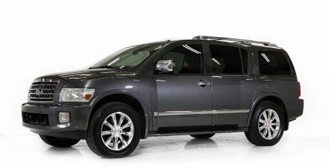 2010 Infiniti QX56 for sale at Houston Auto Credit in Houston TX
