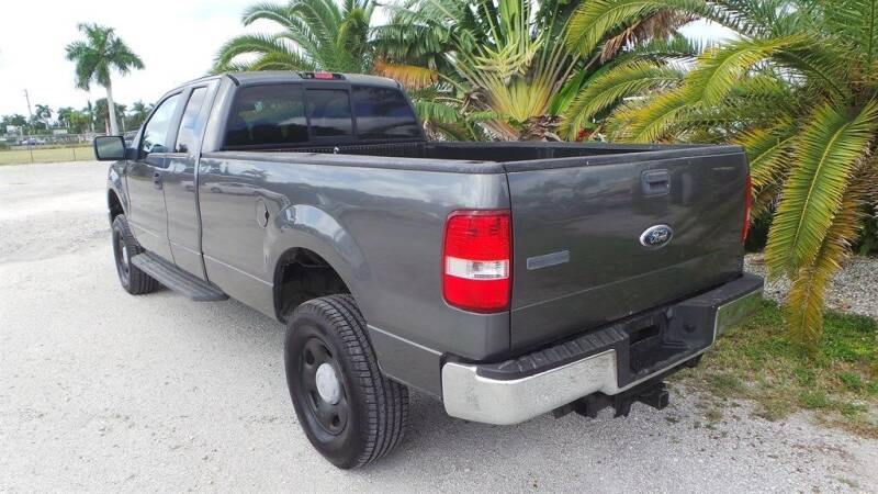 2006 Ford F-150  - Fort Myers FL