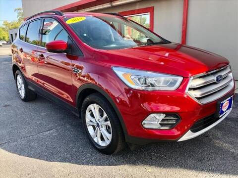 2019 Ford Escape for sale at Richardson Sales & Service in Highland IN