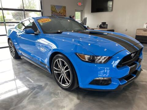 2017 Ford Mustang for sale at Crossroads Car & Truck in Milford OH