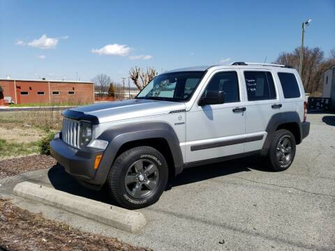 2011 Jeep Liberty for sale at YOUR WAY AUTO SALES INC in Greensboro NC