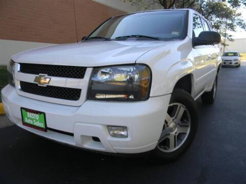 2007 Chevrolet TrailBlazer for sale at Dasto Auto Sales in Manassas VA