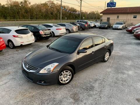 2012 Nissan Altima for sale at ICar Florida in Lutz FL