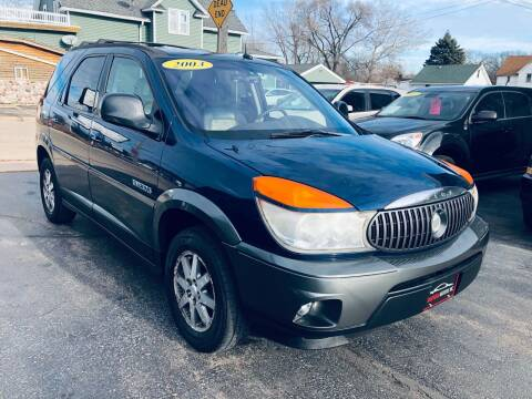 2003 Buick Rendezvous for sale at SHEFFIELD MOTORS INC in Kenosha WI