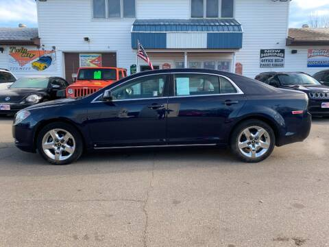 2009 Chevrolet Malibu for sale at Twin City Motors in Grand Forks ND