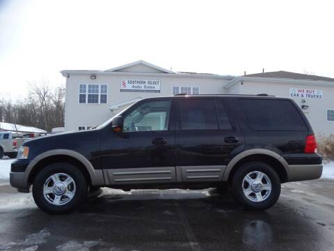 2004 Ford Expedition for sale at SOUTHERN SELECT AUTO SALES in Medina OH