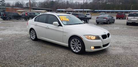 2010 BMW 3 Series for sale at COOPER AUTO SALES in Oneida TN