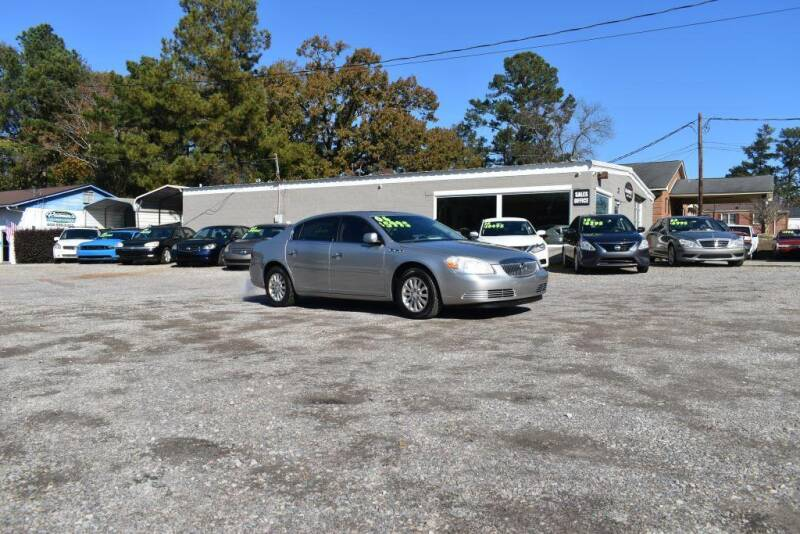 2006 Buick Lucerne for sale at Barrett Auto Sales in North Augusta SC